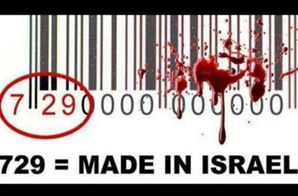 Barcode scanning app being used to boycott Israel | ummid com