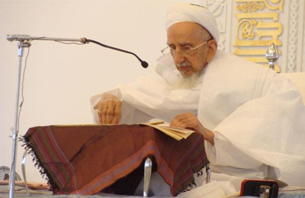 Syedi Husain Husamuddin, Dawoodi Bohra community's deputy in-command