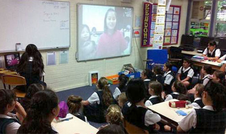 Video Conferencing in Classrooms