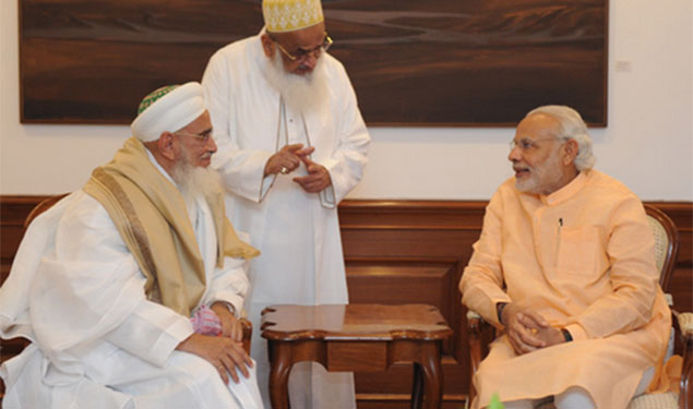 Theatre of Absurd: Narendra Modi and Dawoodi Bohra Pontiff