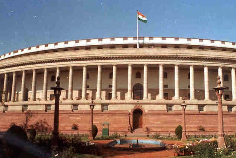 Bills listed for Parliament's winter session