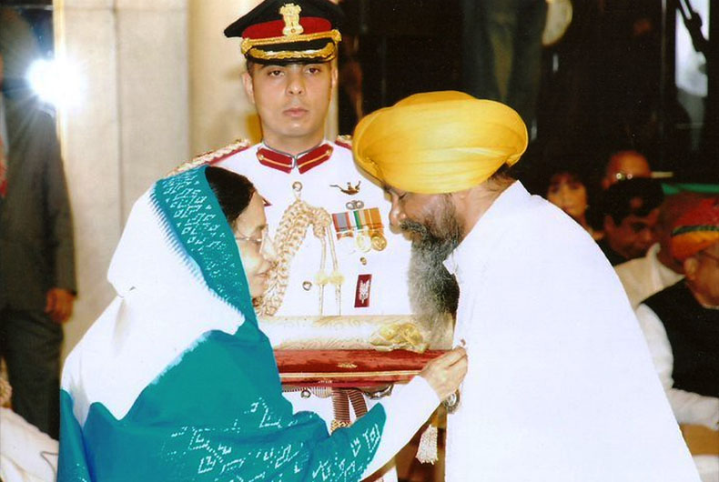 Nirmal Singh Khalsa, Golden Temple ex-Hazoori Raagi, dies of ...