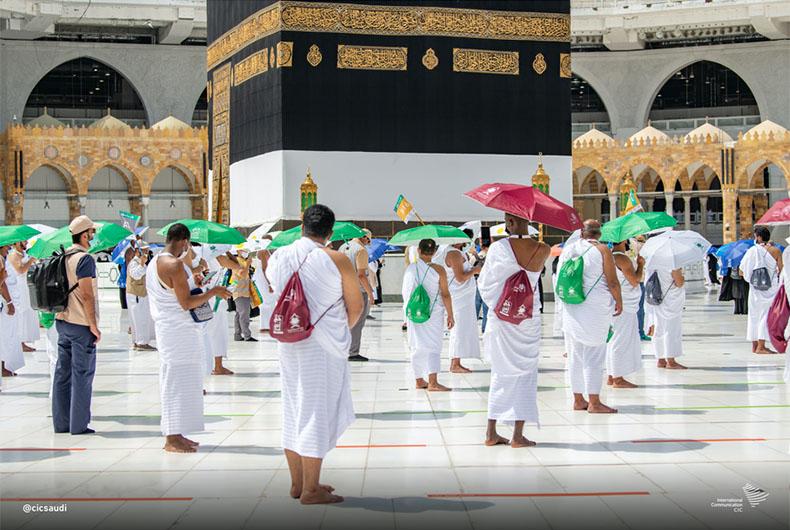 Hajj 2020 begins, 1000 pilgrims of all ethnicities on way to ...