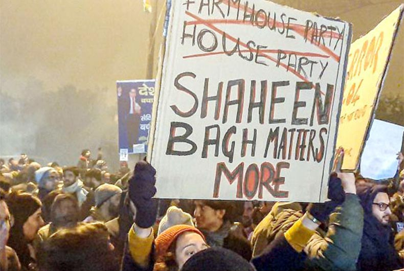 Shaheen Bagh Movement