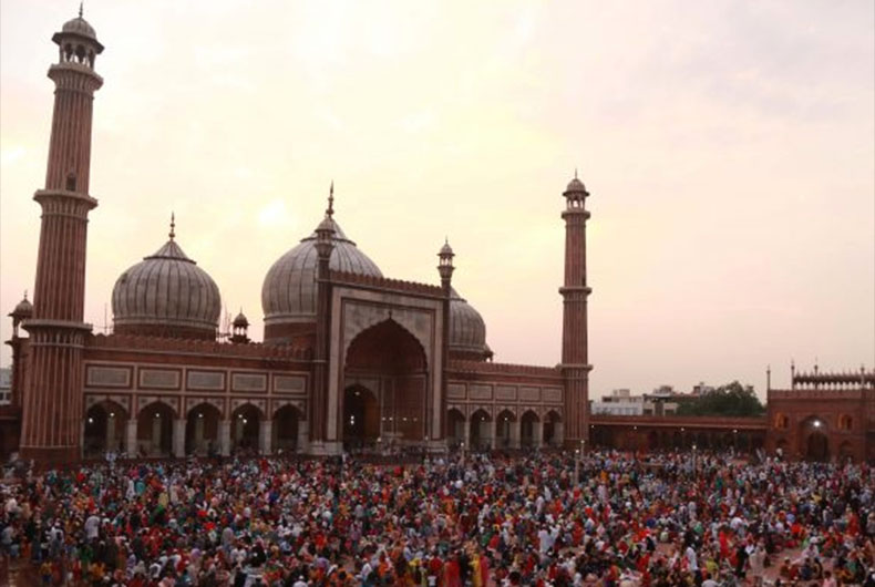 India Friday Prayers suspended