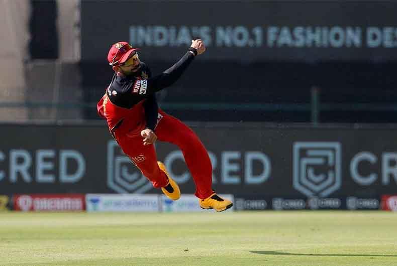Virat Kohli's unbeaten 72 helps clinical RCB thrash RR ...