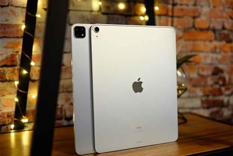 Next 12.9-inch iPad Pro to be 1st Apple device with mini ...